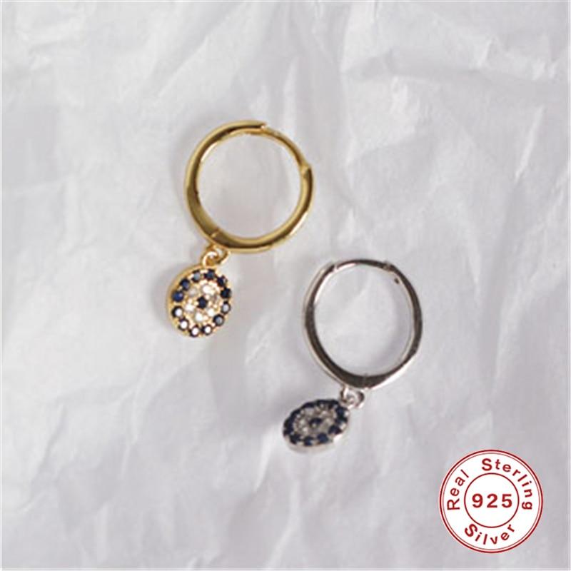 Silver 925 Heart Ball Star Earrings