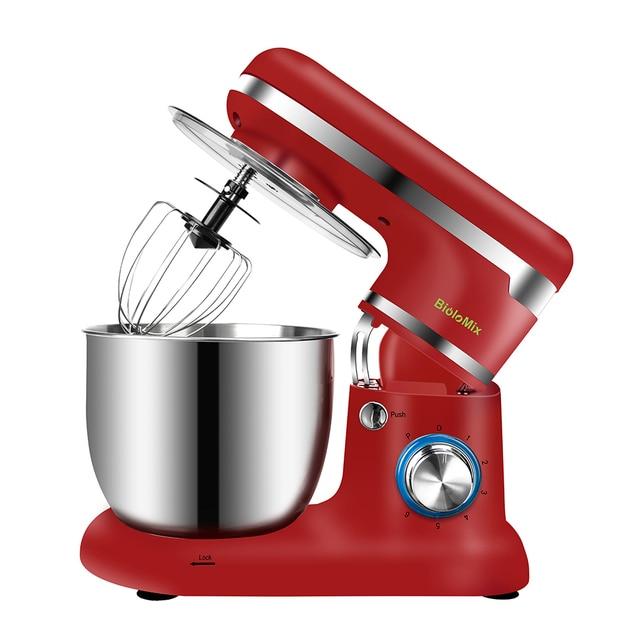 Mixer Bowl. Kitchen Blender 3