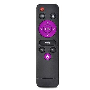 Image 5 - Controllo vocale Wireless Air Mouse Remote Control 2.4G Giroscopio di Apprendimento A Infrarossi Microfono Per Android TV Box