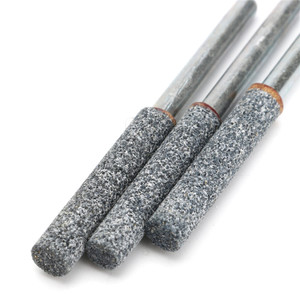 """Image 4 - 3 pz/set 3/16 """"4.8 millimetri Catena di Diamante Seghe Temperamatite Burr Pietra File Catena Seghe Metallo Lucidatura Rettifica Elettrico Punta del trapano"""