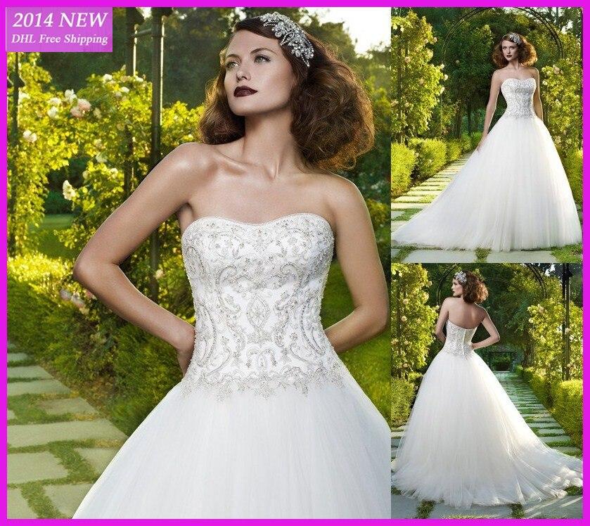 Egante Vestido De Baile Querida Neck Corset Com Beading Vestidos De Casamento Vestido De Noiva 2019 Custom-made UV Wedding Dress