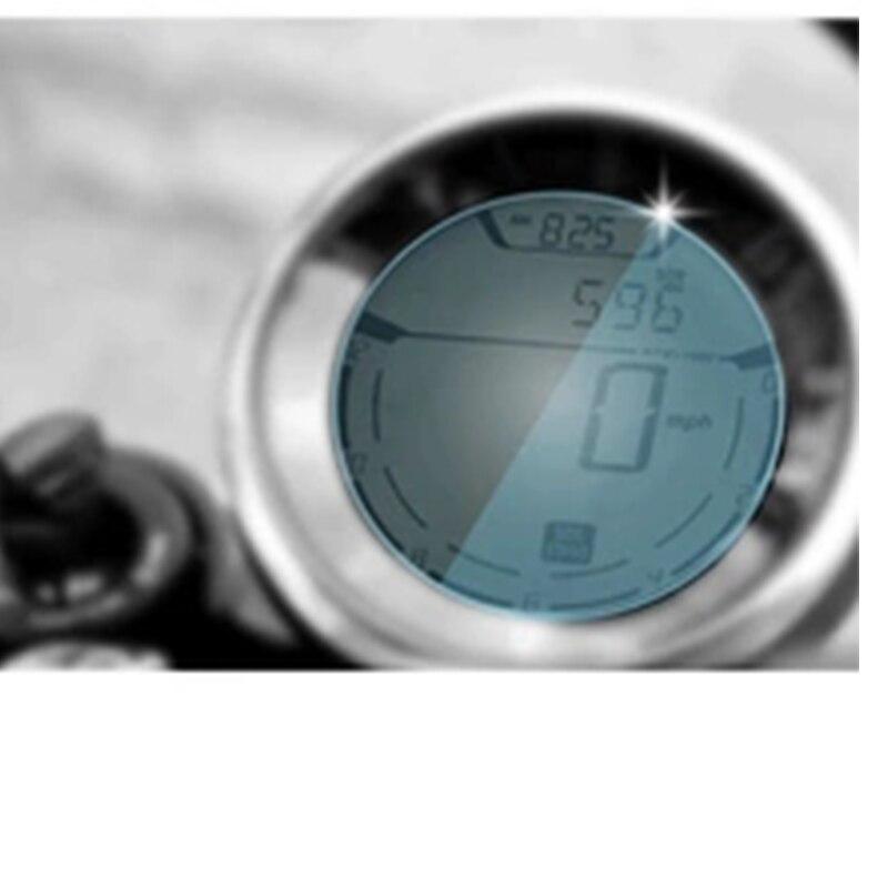 Ducati Scrambler 2015 Cluster Scratch Protection Film Screen Protector Original