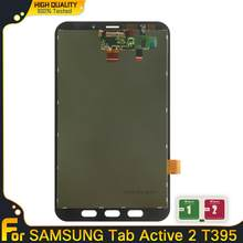 For Samsung Galaxy Tab Active 2 T395 SM-T395 LCD Display Touch Screen Digitizer Sensors Assembly Panel Replacement Parts