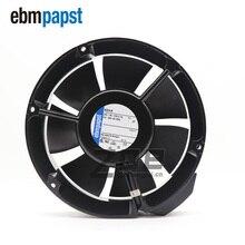 Ebmpapst 6224N Cabinet Cooling Fan 24V 18W DC Axial ABB Inverter Fans вентелятор Germany Original Ventilateur for Cooler Device