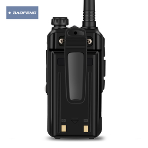 Image 2 - Baofeng UV 6 PLUS longue portée talkie walkie Rechargeable 7W puissance double bande jambon radio émetteur récepteur uv 5r cb radio pour la chasse