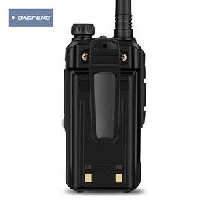 Image 2 - Baofeng Walkie Talkie UV 6 PLUS de largo alcance, radio recargable, banda Dual de 7W, transceptor, uv 5r cb