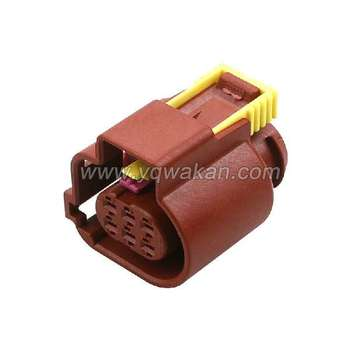 Free shipping 2sets 6pin auto wiring plug 1 928 404 902 waterproof electric wire harness conector 1928404902 image