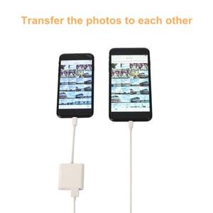 Image 5 - Reilim Otg Adattatore per Il Fulmine a Usb 3 Della Macchina Fotografica Adattatore Otg Cavo Convertitore di Dati per Il Iphone Ipad Ipod Tastiera Ios 13 Connettore