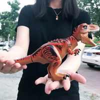 Jurassic Dinosaurier Welt Pterosaur Triceratops Indominus Rex T-Rex Modell Abbildung Blöcke Kompatibel Legoe Ziegel Spielzeug Für Kinder