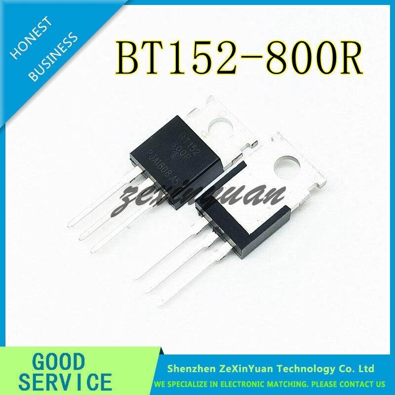 50PCS/LOT  BT152-800R BT152-800 BT152 THYRISTOR  TO-220 NEW