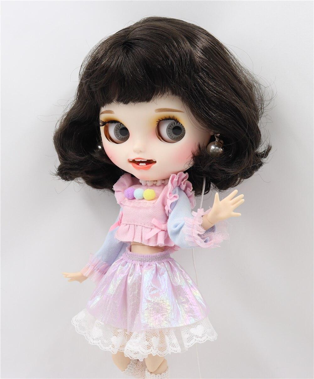 Jovita – Premium Custom Blythe Doll with Smiling Face 2