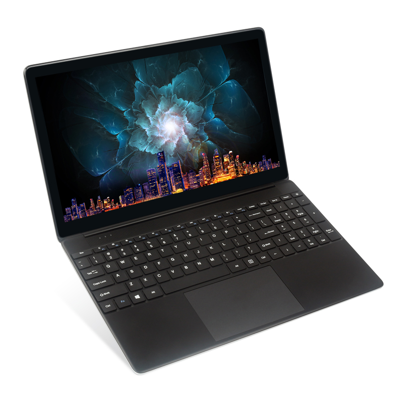 15.6inch Laptop 8GB RAM Up To 720GB SSD Intel Quad Core CPU 1920X1080P FHD Wifi Office Home School Win 7/10  Notebook Computer
