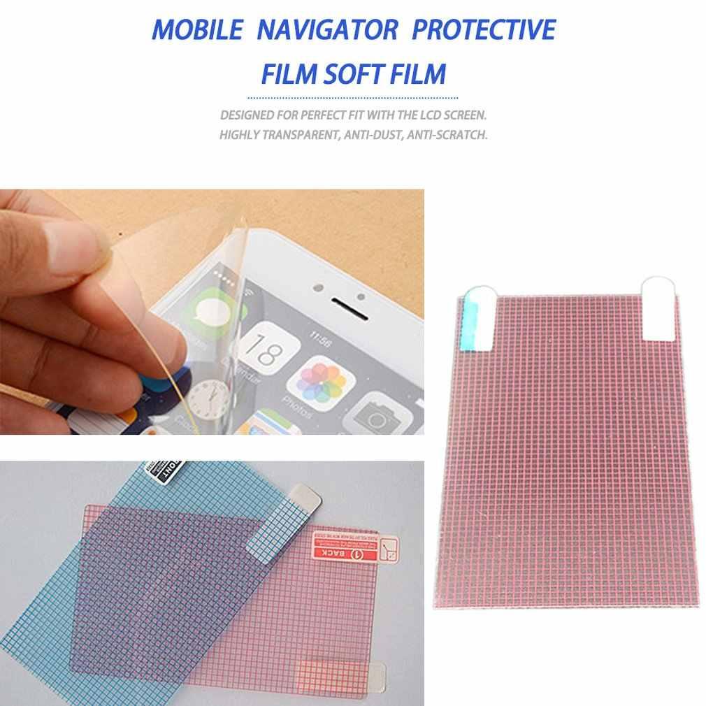 ล้างหน้าจอ LCD PROTECTOR 5/6/7/8/9/10/11/12 นิ้วโทรศัพท์สมาร์ทแท็บเล็ต GPS MP4 Universal ป้องกันฟิล์ม