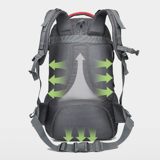 Nylon Style Hiking Backpack – Waterproof