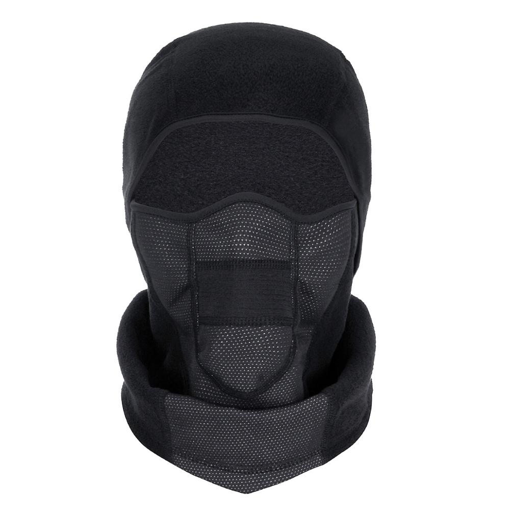 New winter Cold Resistance Warm Ski Cover Warm Comfortable Skis Mask Winter Windproof Elasticity Hiking Cycling Ski Hats HK-25