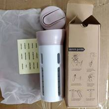 Travel Bottle to pack all your toiletries.