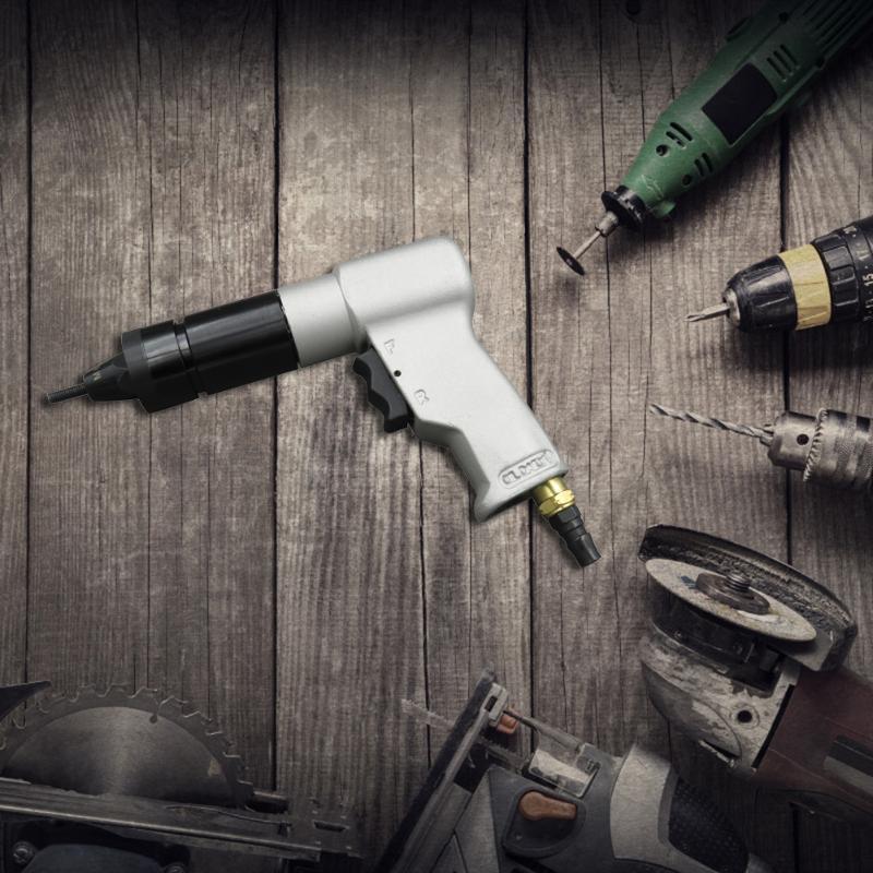 Electric M5-M10 Rivet Nut Gun Insert Nut Tool Cordless Riveting Drill Adapter Pull-Rivet Machine Pull-Cap Industrial-Grade