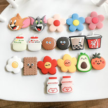 NEW Cartoon Round Universal Mobile Phone Ring Holder Airbag Gasbag fold Stand Bracket Mount For iPhone XR Samsung Huawei Xiaomi geometric pattern gasbag phone holder