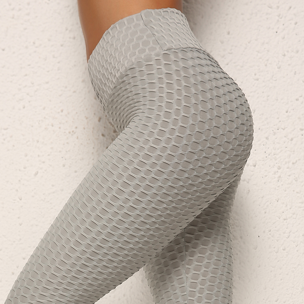 Pull Up Leggings Female Sexy Training Sports Pants Women Gym Fitness Workout Running Skinny Trousers Tummy Control Jeggings
