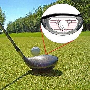 Клейкая лента для гольфа, ударная наклейка для железного леса, водителя клуба, 125 шт., инструменты для обучения, аксессуары для гольфа, набор, ...