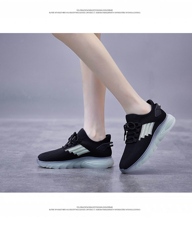 ao ar livre tênis respirável senhoras macio casual sapatos vulcanizados