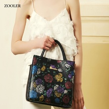 ZOOLER BRAND genuine leather bag top handle women leather bags handbags women famous brand designed 0-profit for VIP #2651