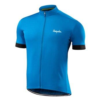 2020 Raphaful para secado rápido de ciclismo jersey Maillot de ciclismo resistente...