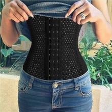Hirigin moda feminina cintura trainer látex cincher cintas shapewear emagrecimento cinto corpo shaper fitness espartilho bainha mais tamanho
