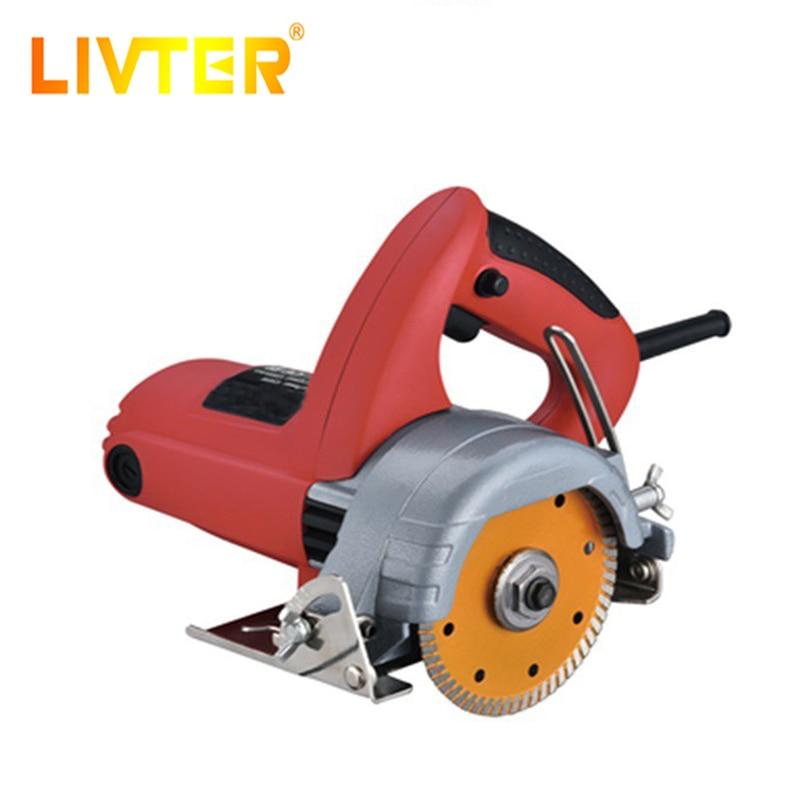 LIVTER Marble Cutter Tools Electric Cutting Tools Circular Saw Mini/multi-blade