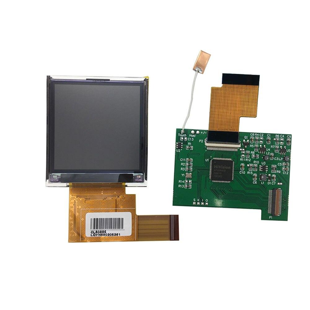 Remplacement pour NGPC rétro-éclairage LCD écran haute lumière Kits de Modification pour SNK NGPC Console LCD écran lumière gamepad accessoires - 6