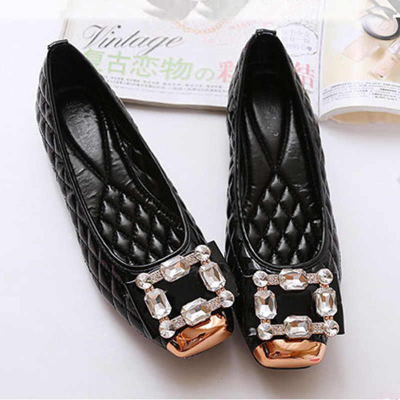 Spring Summer Ballet Flats Women Shoes