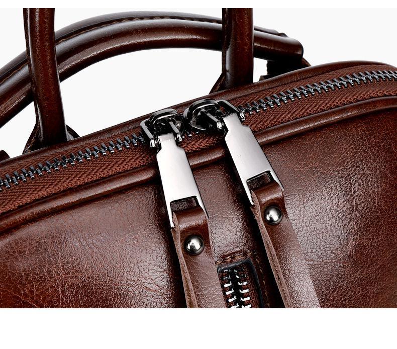 mochila moda cera óleo couro pequeno mochila