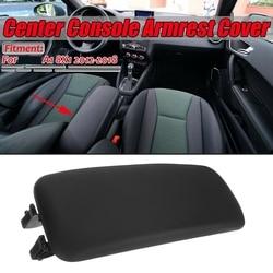 Armsteun Middenconsole Bovenarm Deksel Voor Audi A1 8X1 8XK 2012 2018 8X0864245B Black Center Armsteun cover op