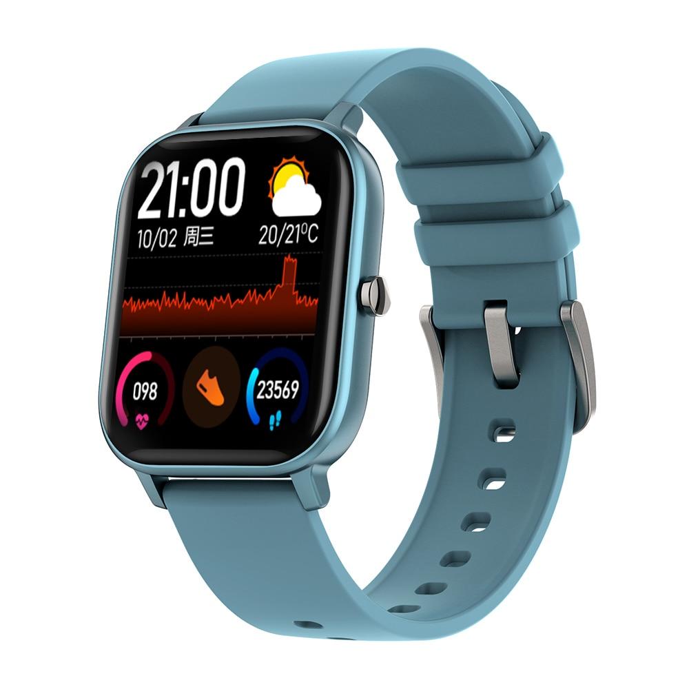 Fentorn Vs P8 Smart Watch Heart Rate Blood Pressure Monitor Custom Wallpaper Smart Watch Women Smartwatch Men For Apple Android Smart Watches Aliexpress