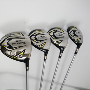 Image 3 - Nowy 525 kluby golfowe HONMA BEZEAL 525 kompletny zestaw kierowca HONMA Golf + drewno Fairway żelazka miotacz/13 sztuk grafitowy wałek golfowy (bez torby)