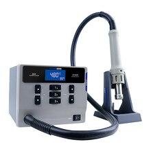 ATTEN St 862D 1000W Hot wiatrówka cyfrowy wyświetlacz stacja lutownicza BGA automatyczny sen naprawa telefonu komórkowego stacja rozlutownicy