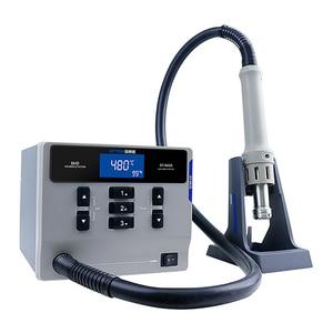 Image 1 - Atten St 862D 1000 1600wホットエアガンデジタルディスプレイbgaリワークステーション自動睡眠携帯電話の修理はんだステーション