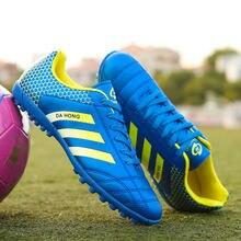 Кроссовки мужские с длинными шипами футбольная обувь футбольные