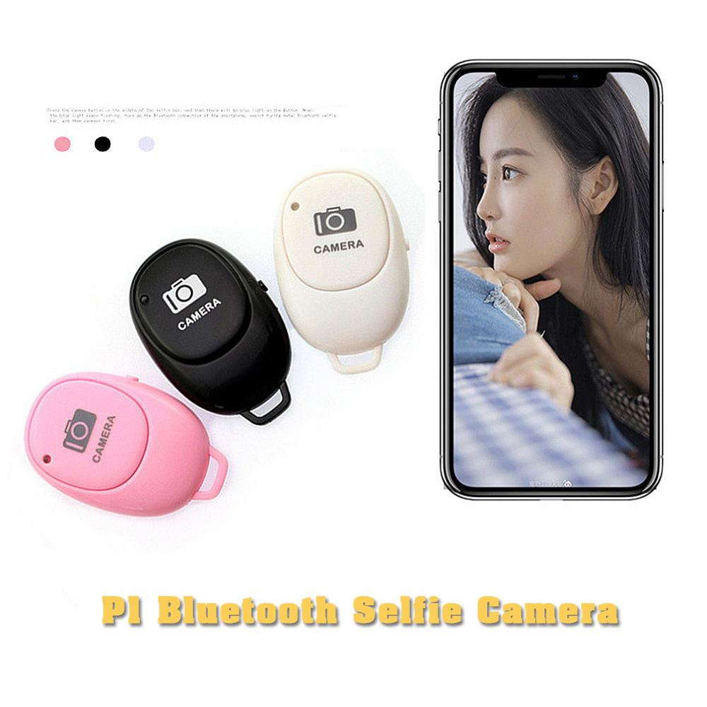 Mini Bluetooth Remote Control Button Wireless Controller Self-Timer Camera Stick Shutter Release Phone Selfie for ios / Android 3