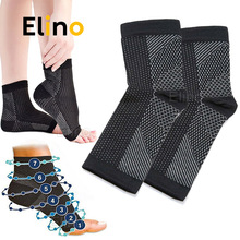 Compression Socks for Women Men Outerdoor Plantar Fasciitis Relief Foot Pain Support Sport Ankle Protection Sock Breathable Pad