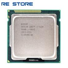 Verwendet Intel Core i7 2600 3,4 GHz Quad Core Prozessor 8MB 5GT/s SR00B LGA 1155 cpu