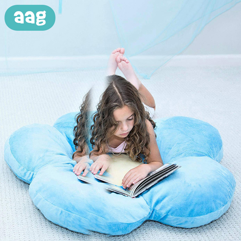AAG Thick Warm Baby Nest Cot Baby Portable Travel Bed Cradle Children Seat Cushion Kids Play Mat Bed Babynest