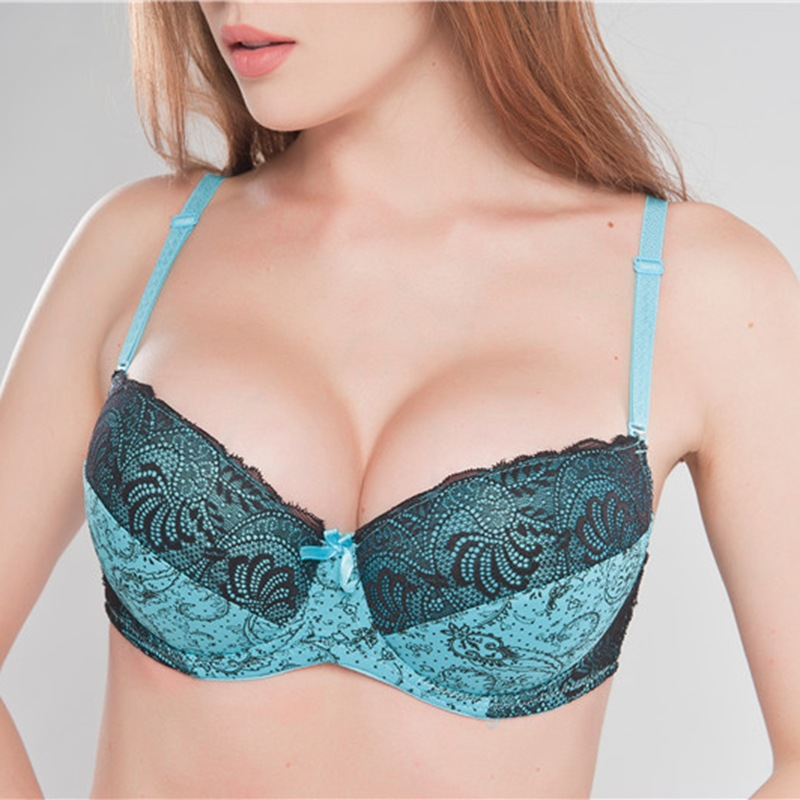 CXZD New lingerie bra ultrathin lace bralette sexy underwear set women's underwear sexy bra set (4)