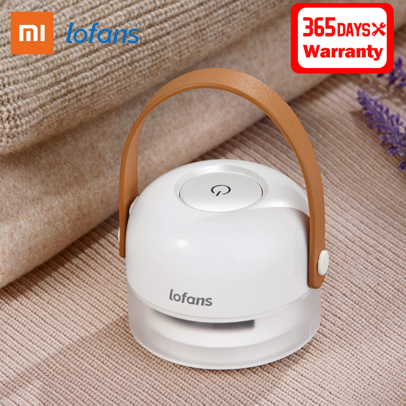 Xiaomi Lofans CS 622 Hair Ball Trimmer Lint Remover Cutters Portable  Clothes Hairball Removal Shaving Machine