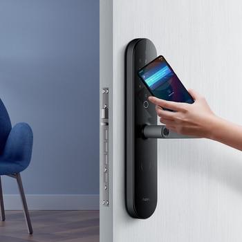 Smart Door Lock Fingerprint - NFC Password