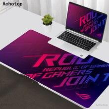 ROG – tapis de souris Speed Gamer ASUS, à bord de verrouillage, souple et Durable, pour ordinateur de bureau, CSGO