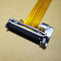 Cabeça térmica da cabeça de impressão para a caixa registadora 100 JX-2R-01B de impressoras mini Flex cable length 12cm 30 pinos de inserção