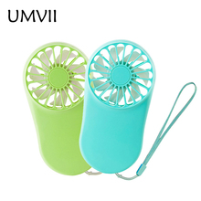 Silent Small USB Fan Portable Rechargeable Electric Hang Rope