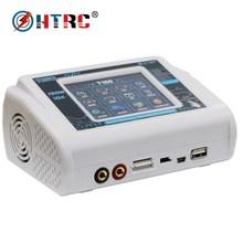 Cargador profesional HTRC CA/CC 150W 10A descargador inteligente T150 para cargador de batería Lilon/LiPo/LiFe/LiHV/NiCd/NiMH/PB