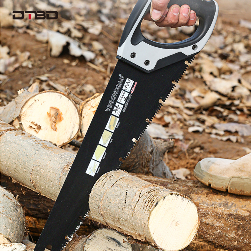 Heavy Duty Extra Long  Blade Hand Saw For Wood Camping, Dry Wood Pruning Saw With Hard Teeth